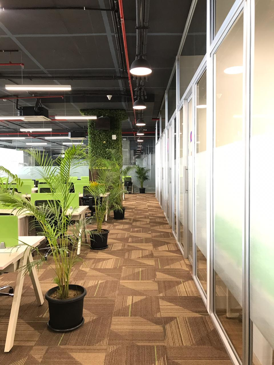 kontor space, Thane