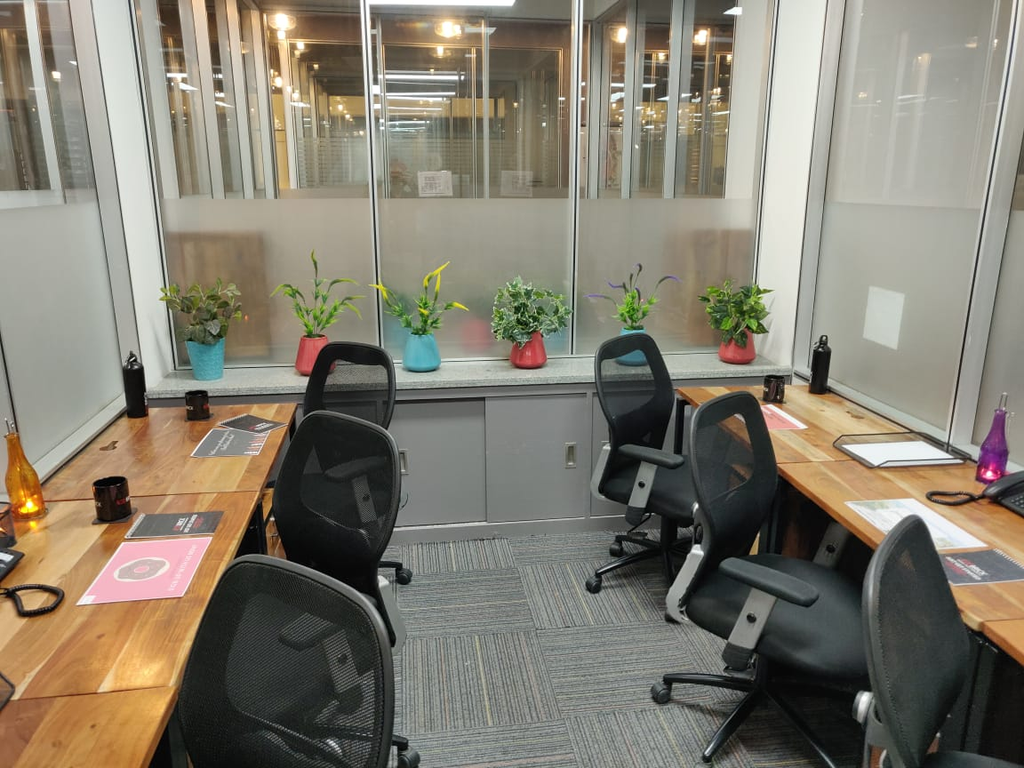 Redbrick Thane Coworking Space, Thane