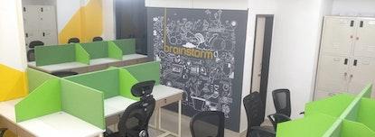 Samruddhi Coworking Space