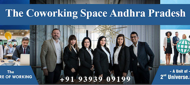The Coworking Space Vijaywada