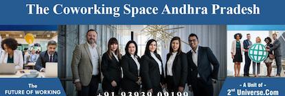 The Coworking Space Vijaywada