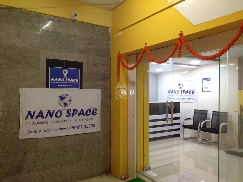 NANO SPACE Coworking Space, Visakhapatnam