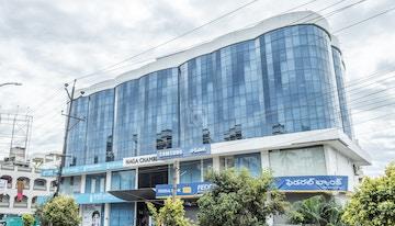 Regus - Visakhapatnam, Waltair Main Road image 1