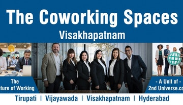 The Coworking Space Visakhapatnam image 1