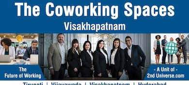 The Coworking Space Visakhapatnam