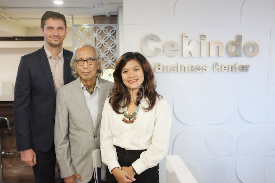 Cekindo Business Center, Bali