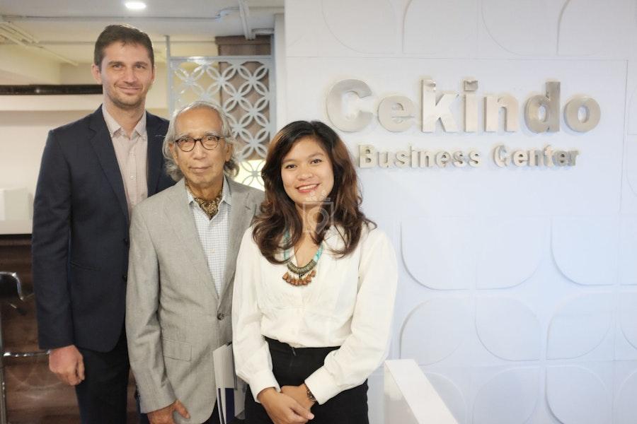 Cekindo Business Center, Bali