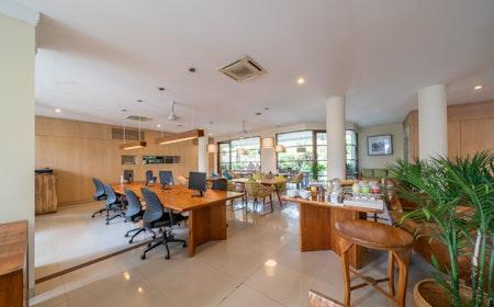 Hub Bali Coworking Legian, Bali