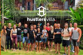 Hustlers villa, Bali