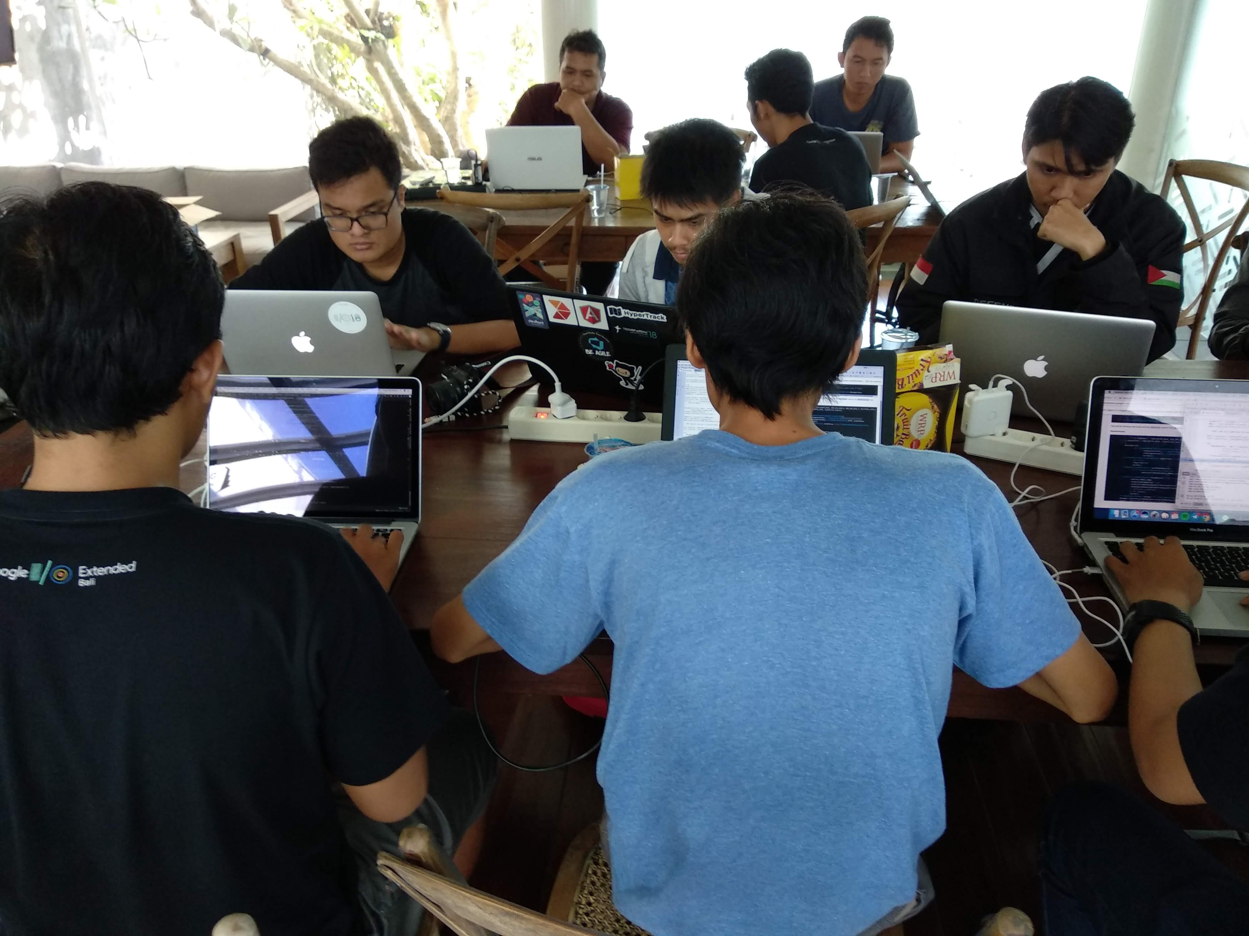 Kembali Innovation Hub, Bali