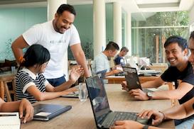 Kembali Innovation Hub, Denpasar