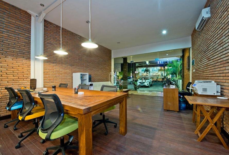 Lineup Hub, Bali