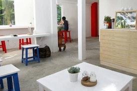 ROU Coffee & Coworking Space, Denpasar