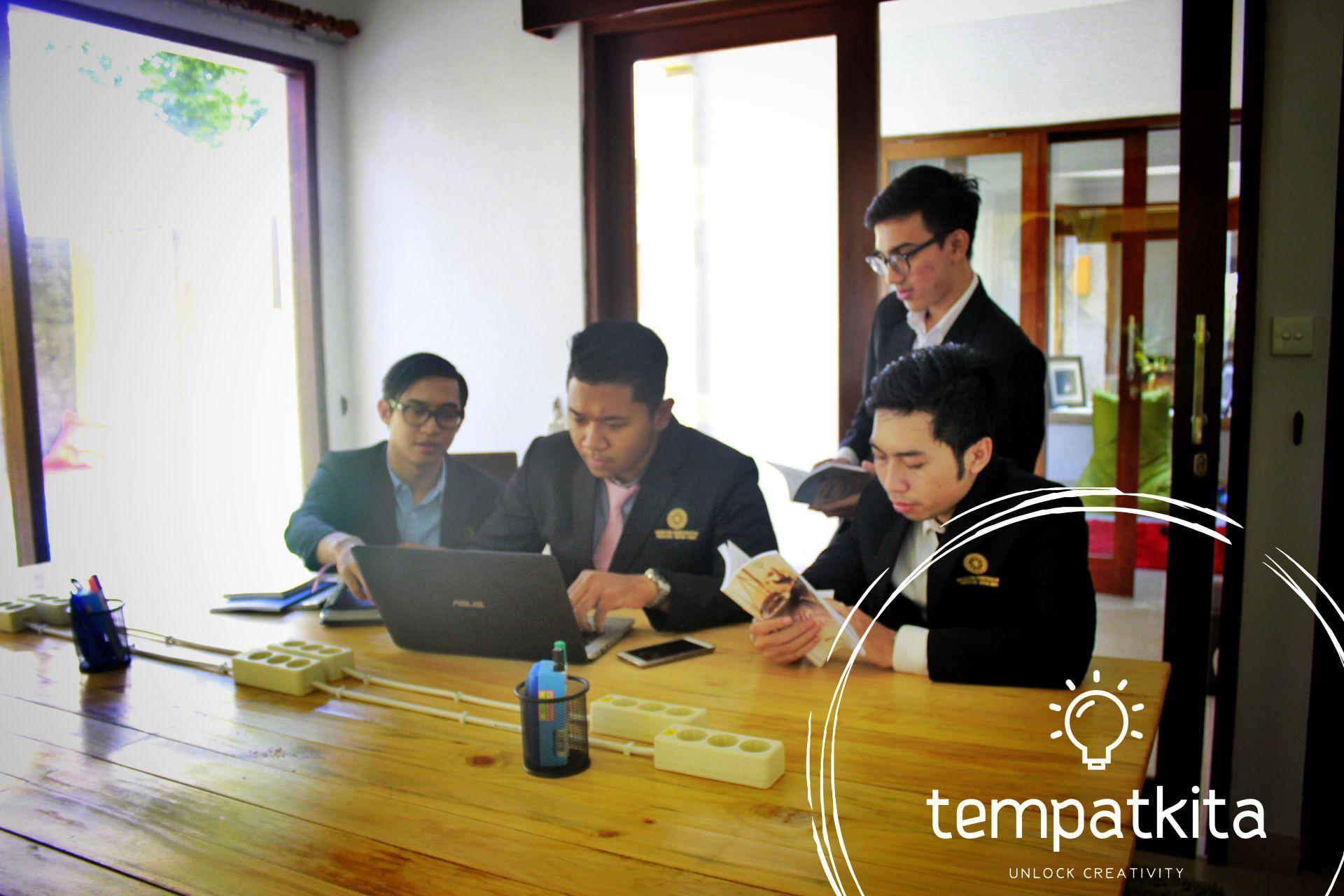 tempatkita Coworking Space, Bali
