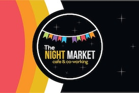 The Night Market Cafe & Co-working Space, Denpasar