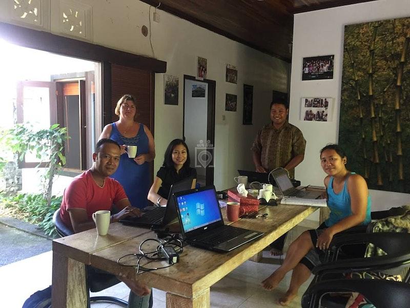 The Sanur Space, Bali
