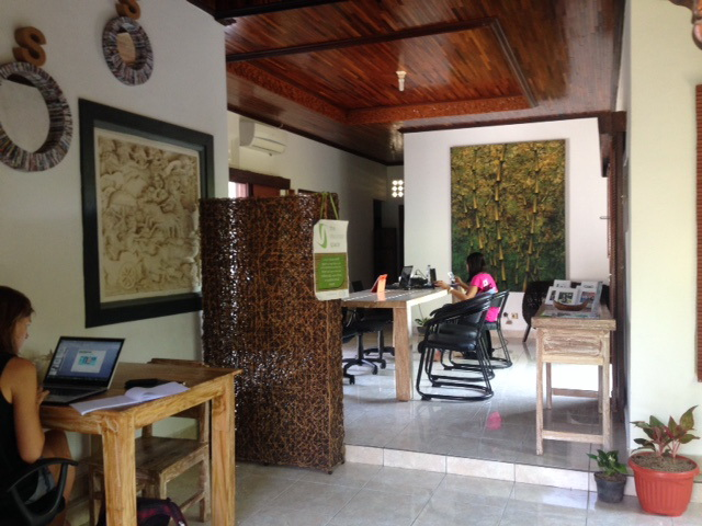 The Sanur Space, Bali
