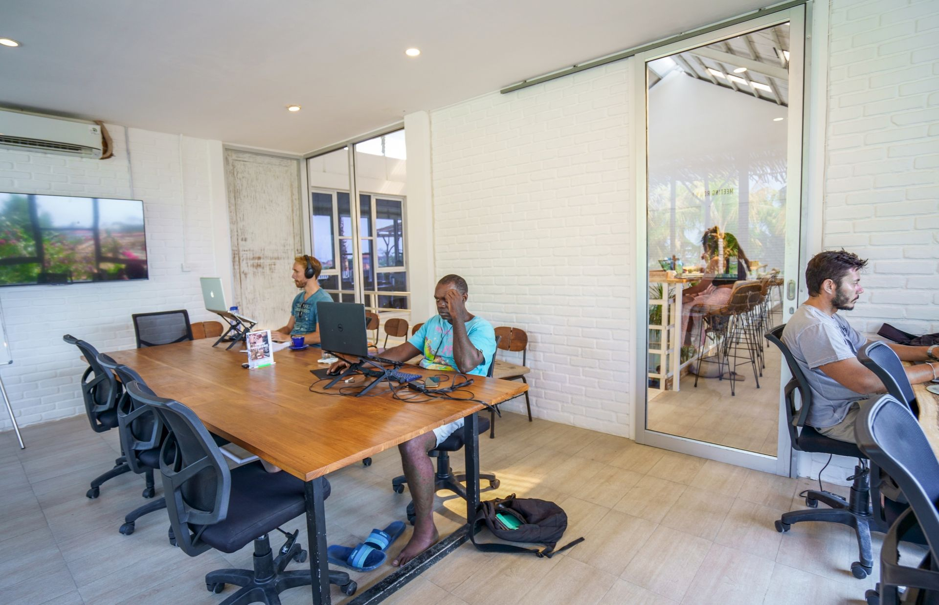 Tropical Nomad Coworking Space, Bali