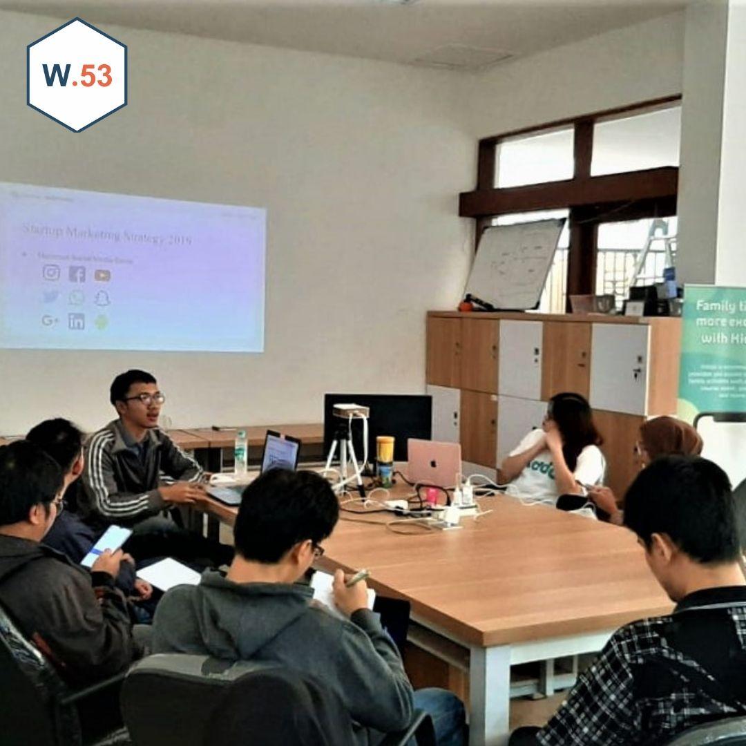 Workspace 53, Bandung