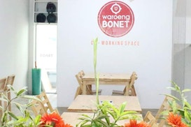 Waroeng Bonet Co-working Space, Bogor