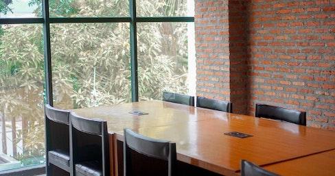 Conclave, Jakarta   coworkspace.com