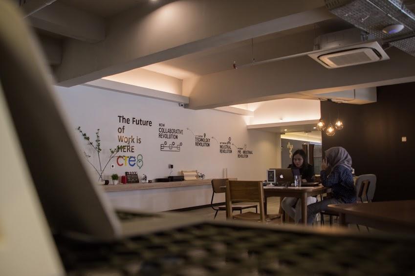 Cre8 - Community & Workspace, Jakarta