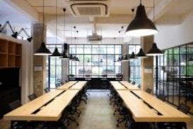 EV Hive Coworking Space, Jakarta