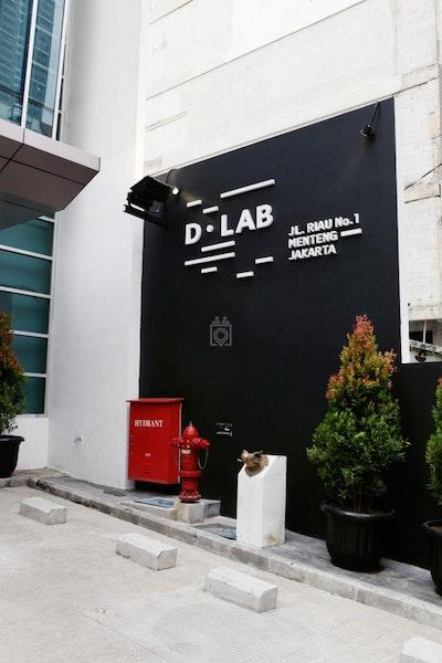 EV Hive - D.Lab, Jakarta