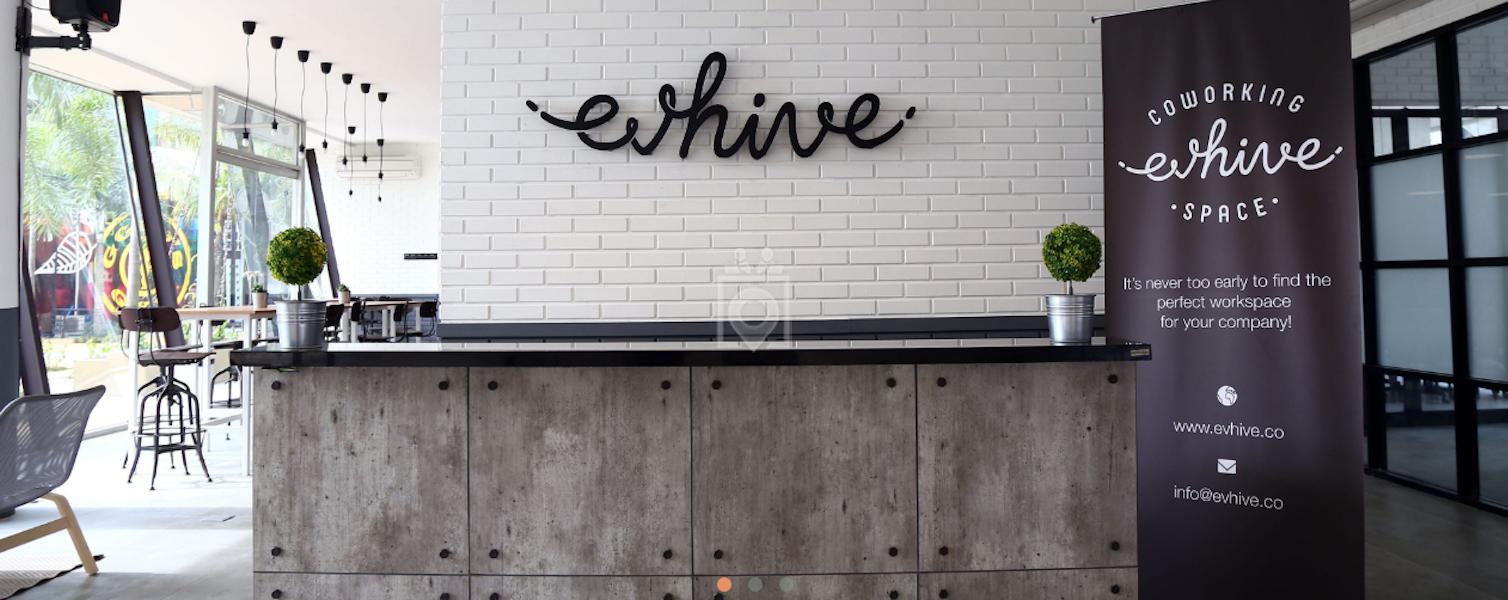 EV Hive - The Breeze, Jakarta