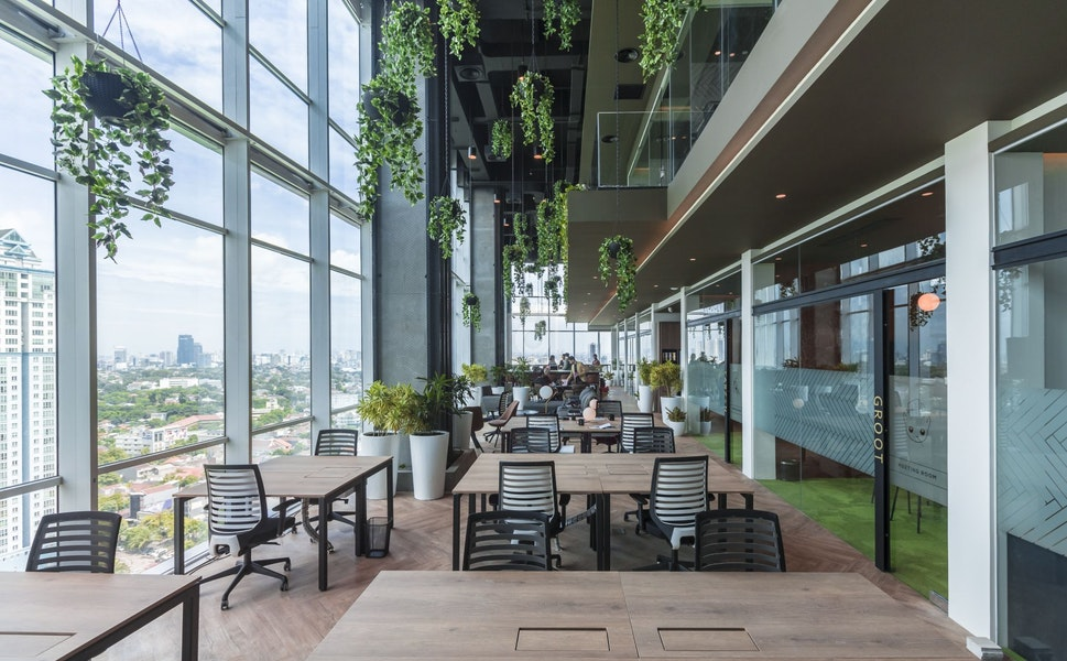Greenhouse, Jakarta