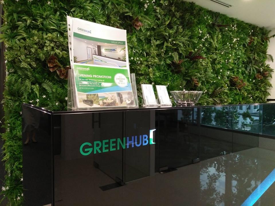 GREENHUB - Kota Kasablanka, Jakarta