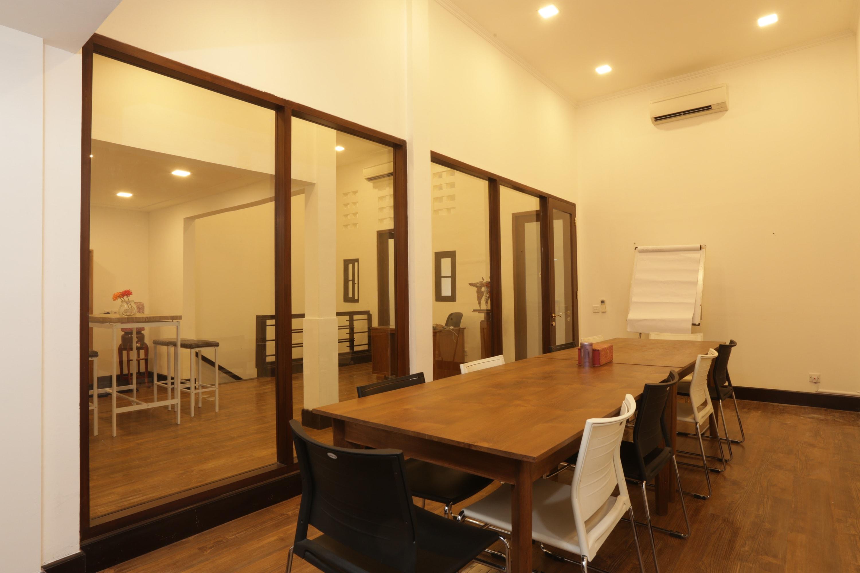 ke:kini ruang bersama, Jakarta