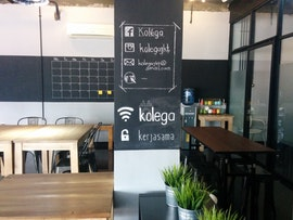 Kolega, Jakarta