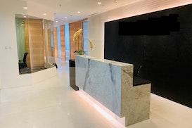 Office Space Fully- Furnished - AXA Tower Kuningan City, Bekasi