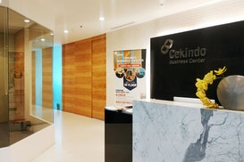 Office Space Fully- Furnished - AXA Tower Kuningan City, Tangerang
