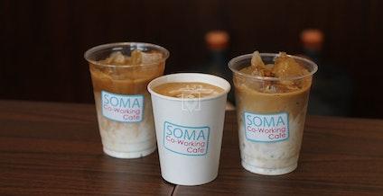 Soma Co-Working Cafe, Jakarta | coworkspace.com