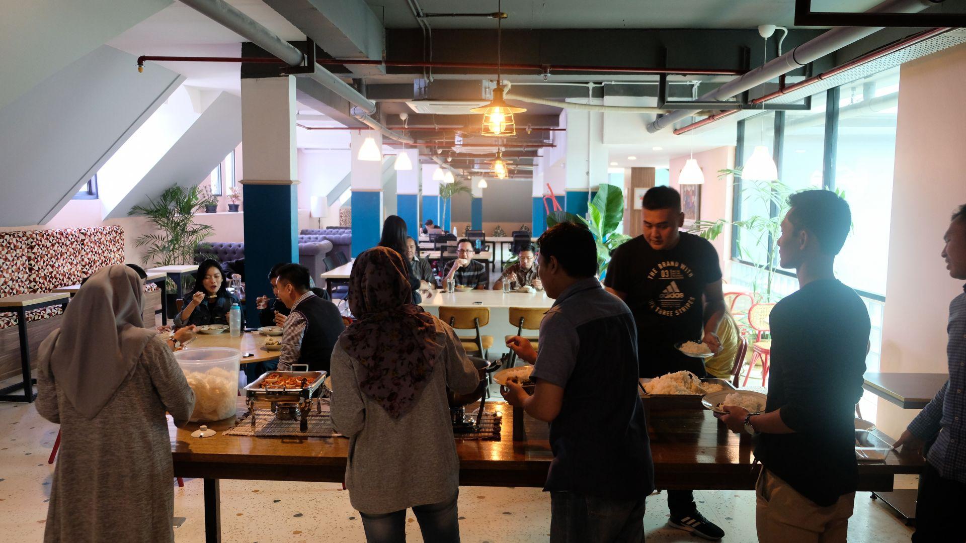 Vamonos Coworking, Jakarta
