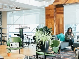 WeWork Revenue Tower, WeWork