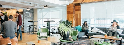 WeWork Revenue Tower