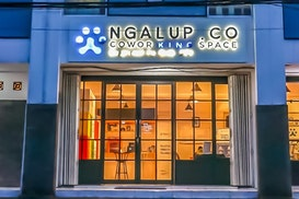 Ngalup Coworking Space, Malang