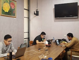 Cradle Event & Co-working Space, Medan