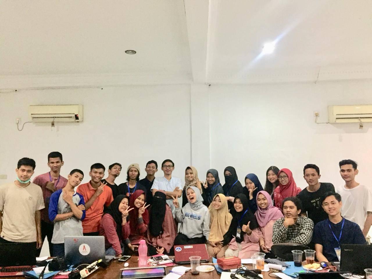 Searah Coworking Space, Pekanbaru