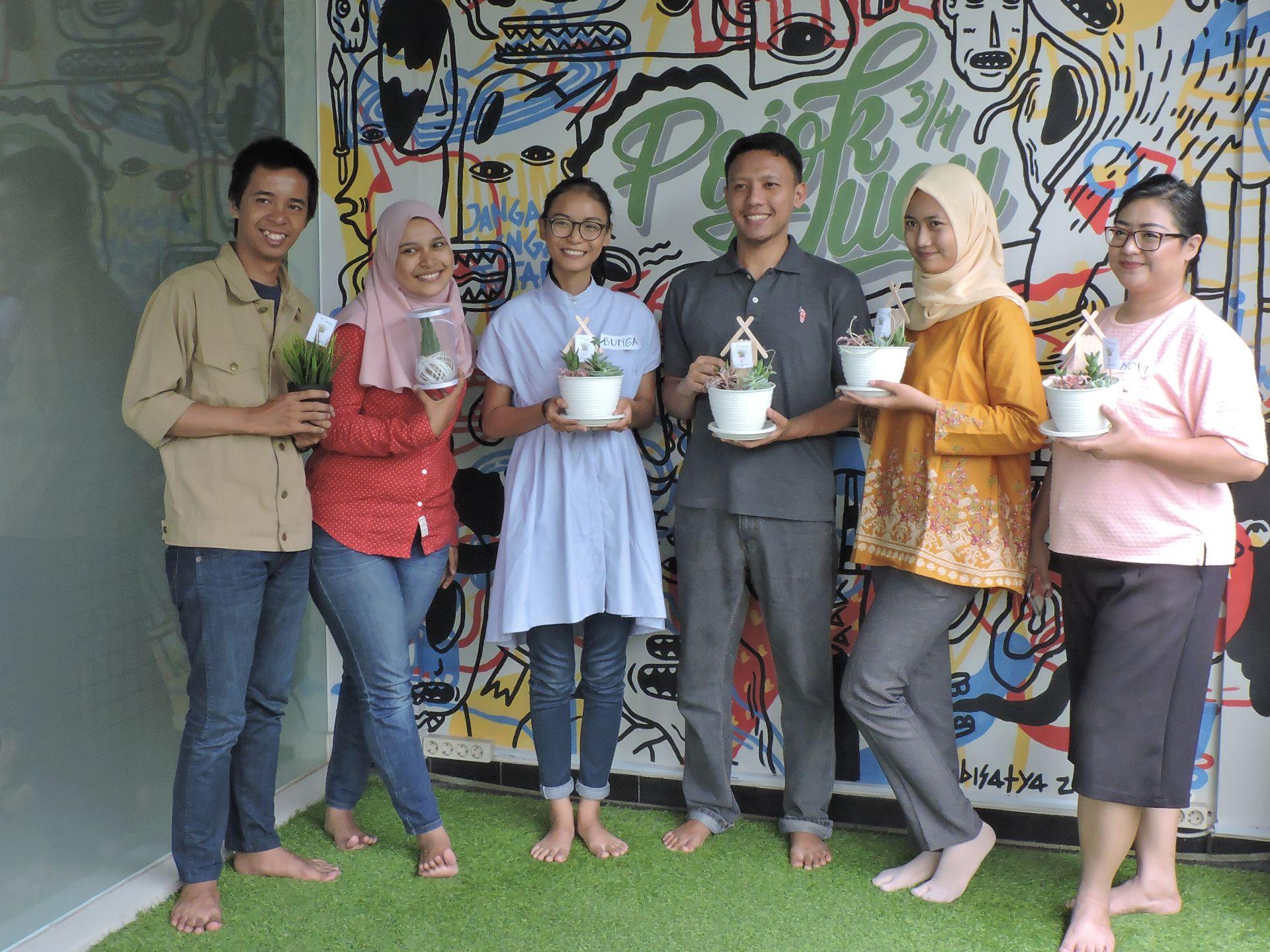 3/4 Coworking Space, Semarang