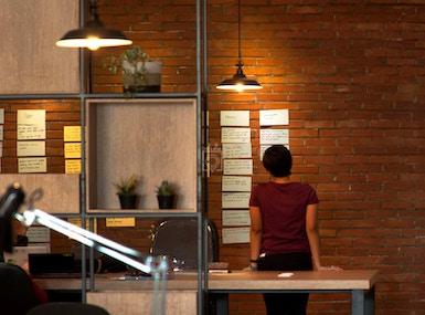 Coworking Space Genius Idea image 5