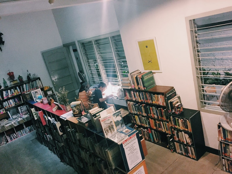 C2O Library & Collabtive, Surabaya