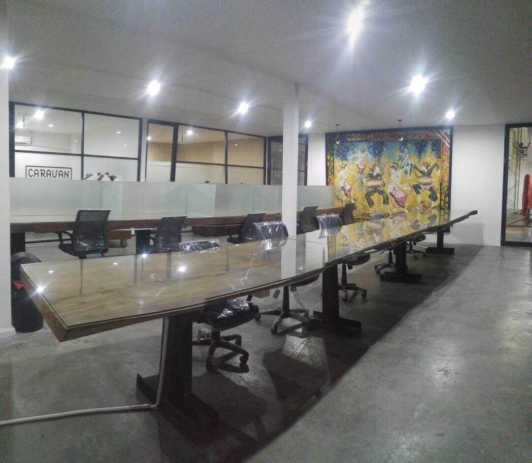 Cubicle Coworking Space, Surabaya