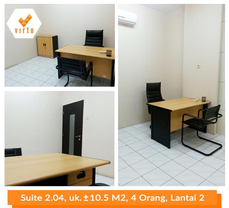 Virto Coworking Space, Surabaya