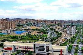 TabrizHub, Tabriz