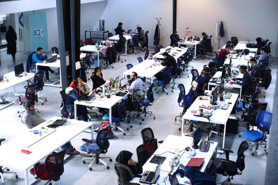 BOX startup Factory, Tehran