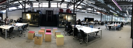 Zavie Coworking Space